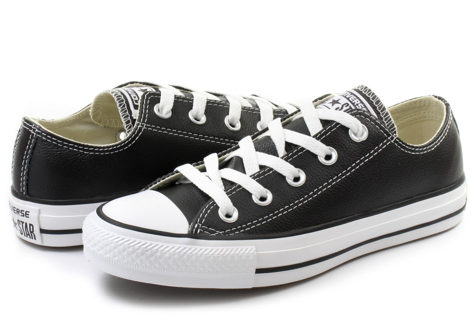 302ea3e955608 Converse Trampki - Ct As Core Leather Ox - 132174C - Obuwie i buty ...