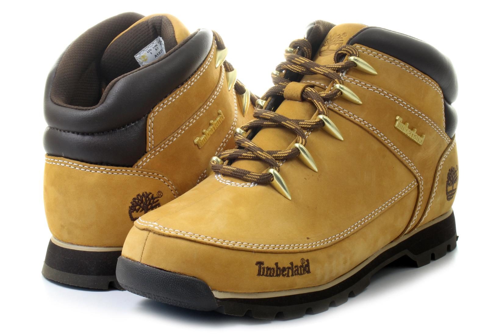e6203c5b0a778 Timberland Buty Zimowe - Euro Sprint Hiker - a122i-whe - Obuwie i ...