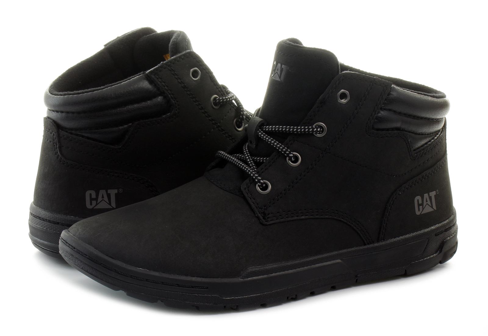 wyprzedaż resztek magazynowych szczegóły dla największa zniżka Cat Półbuty - Creedence - 721663-blk - Obuwie i buty damskie, męskie,  dziecięce w Office Shoes